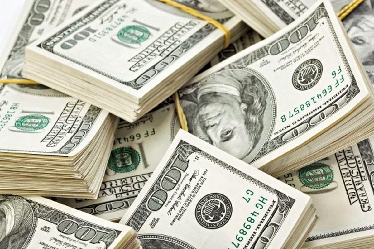 ریزش دلار شروع شد + قیمت جدید