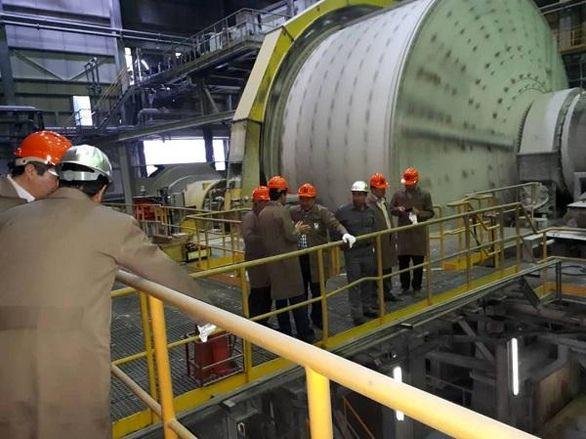 مدیران ارشد و کارشناسان دیوان محاسبات و سازمان صنعت، معدن و تجارت استان