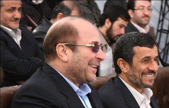 جزئیات ائتلاف قالیباف با احمدی نژاد !