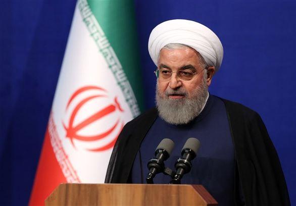 روحانی: ملت ایران پیروز نهایی مبارزه با دشمن است
