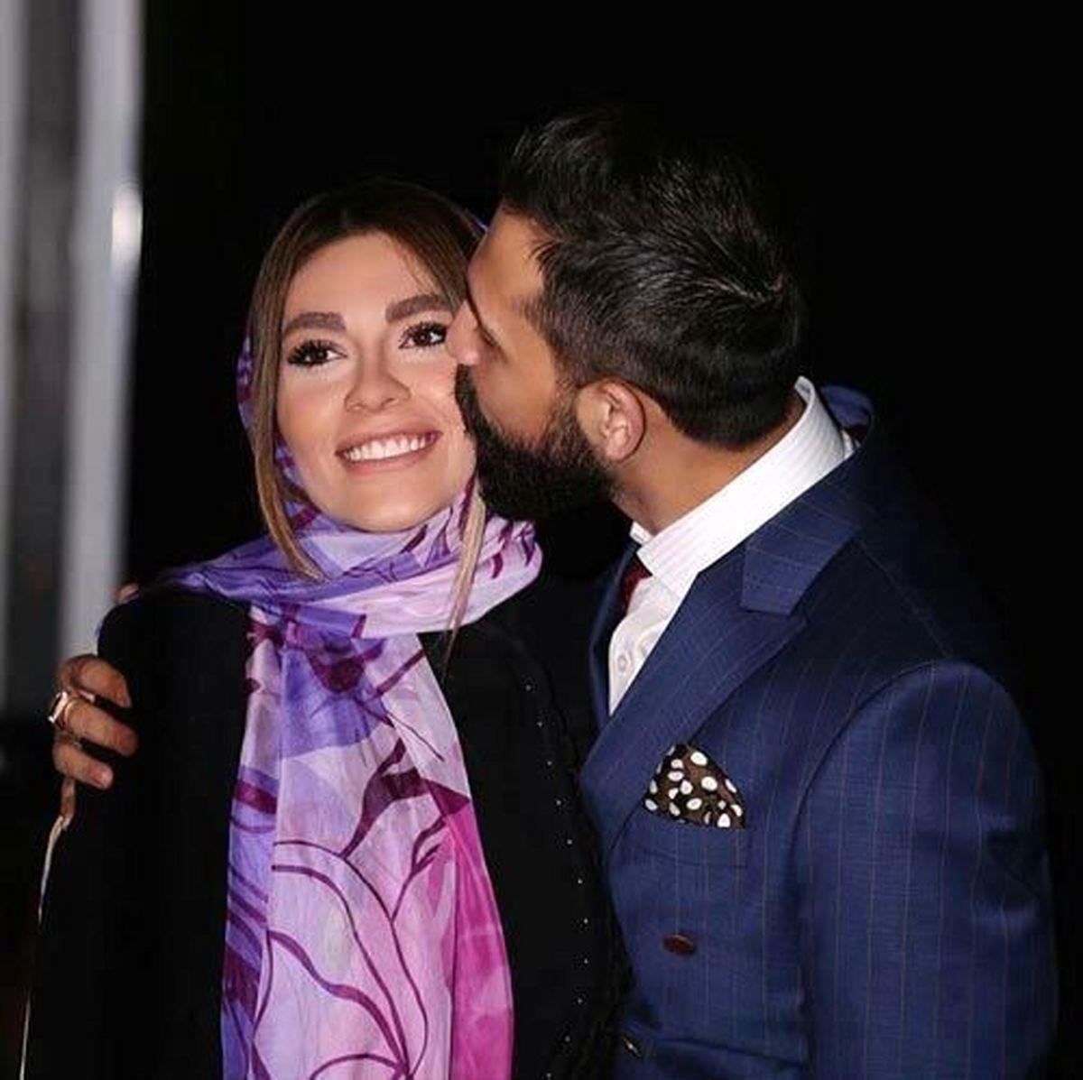 محسن افشانی ازدواج کرد + عکس لورفته