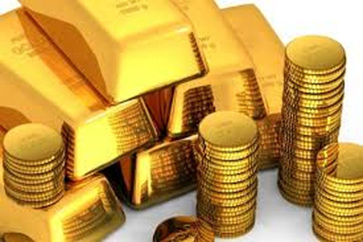 اخرین قیمت طلا ، سکه و دلار در بازار چهارشنبه 1 ابان + جدول