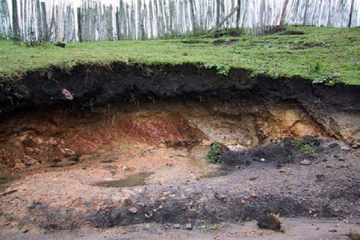 آلودگی خاک تهدید برای آینده بشریت است