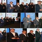 برگزیدگان هفتمین جشنواره روابط عمومی های برتر صنعت بیمه معرفی شدند