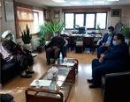 دیدار نماینده محترم شهرستان خواف و رشتخوار با معاون وزیر صمت و مدیر مجتمع سنگ آهن سنگان