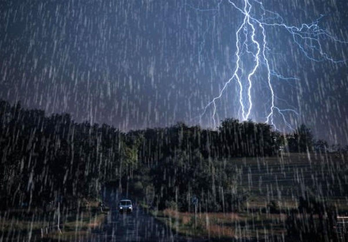 هشدار وقوع سیلاب و صاعقه در ۷ استان از کشور