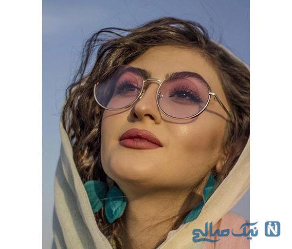 استایل جدید مریم مومن بعد از مصاحبه جنجالی با مجری + عکس
