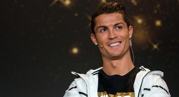 کریستیانو رونالدو بهترین بازیکن فصل شد