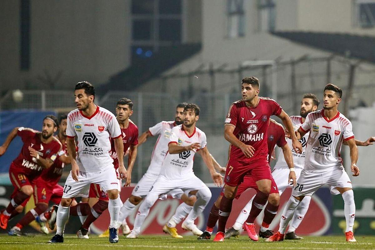 ️ برنامه نیمه نهایی جام حذفی اعلام شد