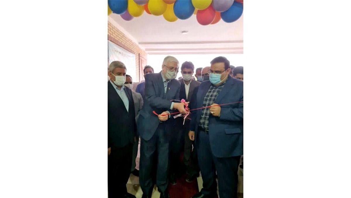 افتتاح چهارمین مدرسه ساخته شده توسط بانک پاسارگاد در استان خوزستان