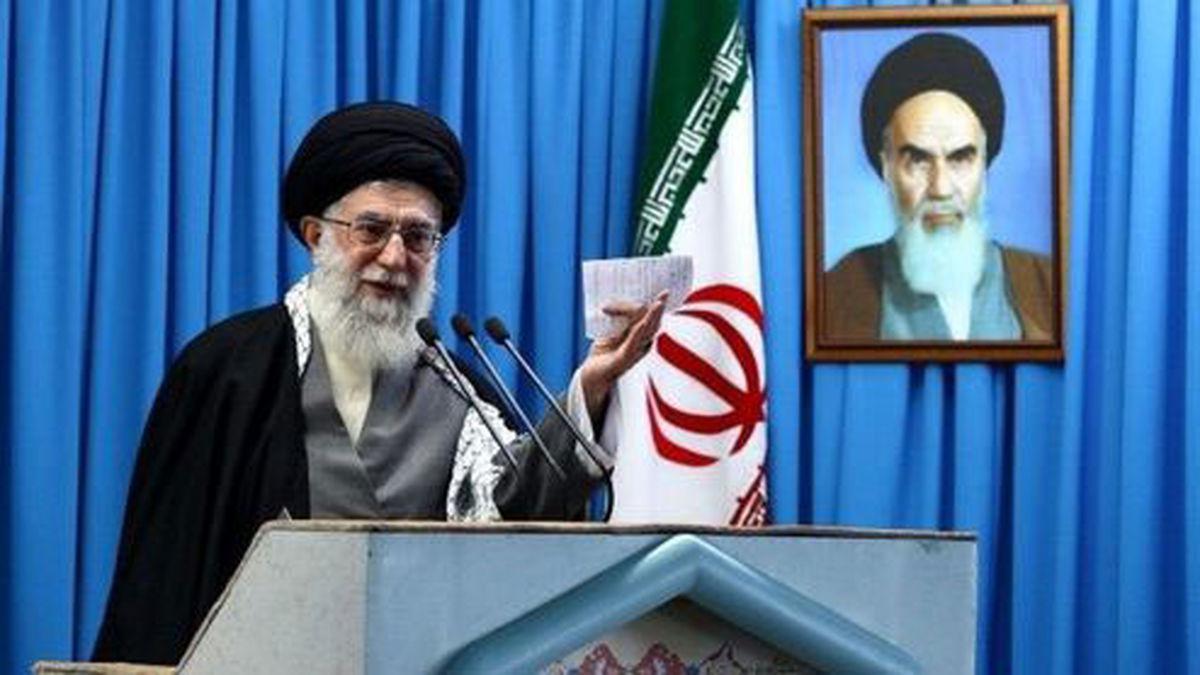 رهبر انقلاب بعد از ۸ سال در نمازجمعه چه میگویند؟
