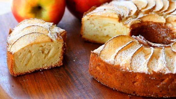 طرز تهیه پای سیب خوشمزه به روش خانگی