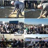 مشارکت خیرین بانک صادرات ایران در احداث مدرسه شش کلاسه یک روستای آققلا