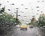 بارش باران تا بعد از ظهر امروز ادامه دارد