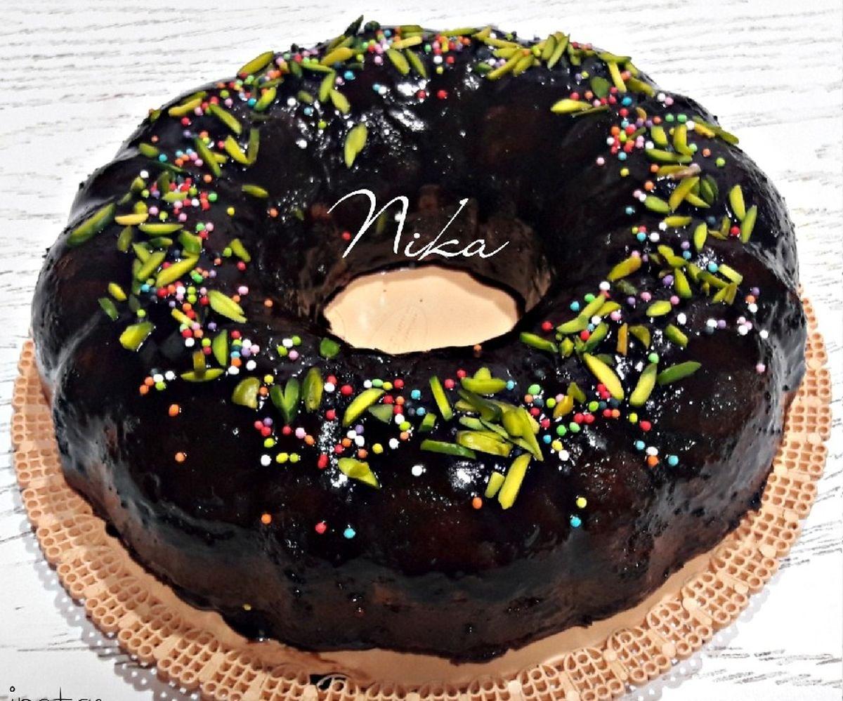 طرز تهیه کیک خیس شکلاتی با طعمی فوق العاده دلچسب