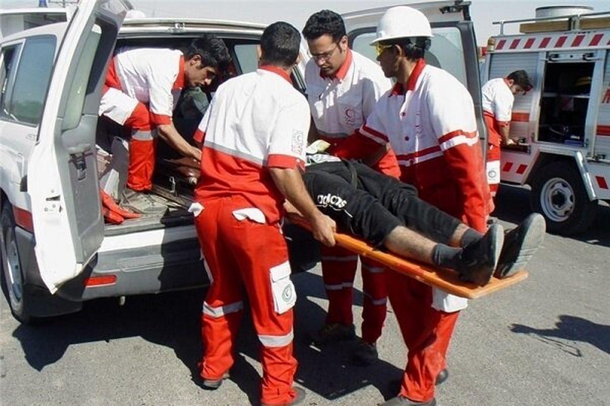 امدادرسانی به ۱۷۰۰ نفر از هموطنان