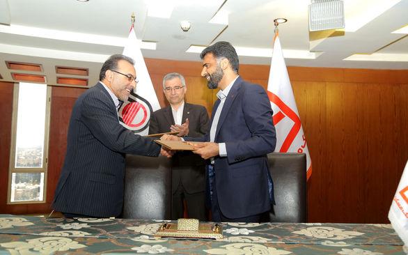ذوب آهن اصفهان و بانک مسکن استان فارس تفاهم نامه همکاری امضا کردند