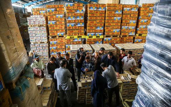 عکس/اختفاء کالا در انبارهای اطراف تهران
