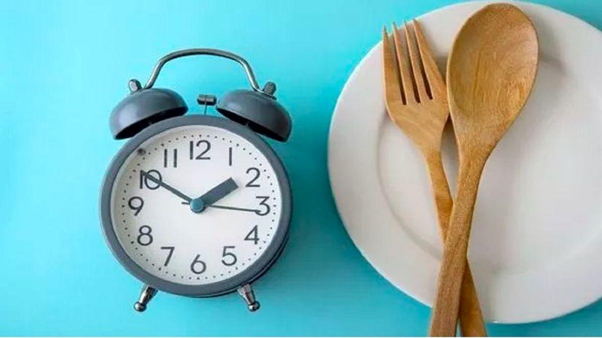 با این فواصل زمانی غذا بخورید تا لاغر شوید!
