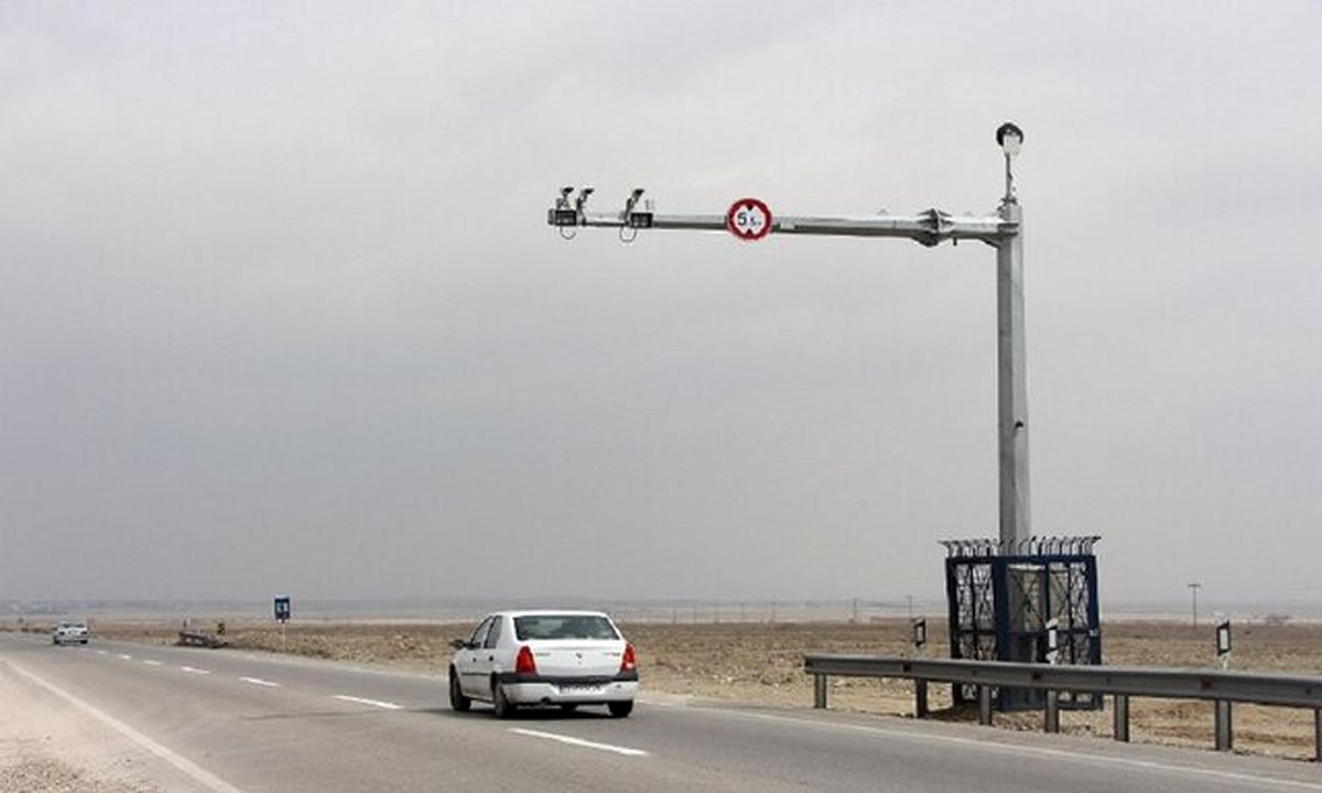 نصب۶۰ دوربین ثبت تخلف در جادههای فارس