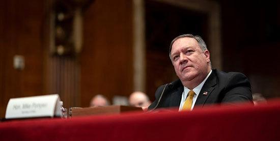 وزیر خارجه امریکا ایران را مقصر دانست