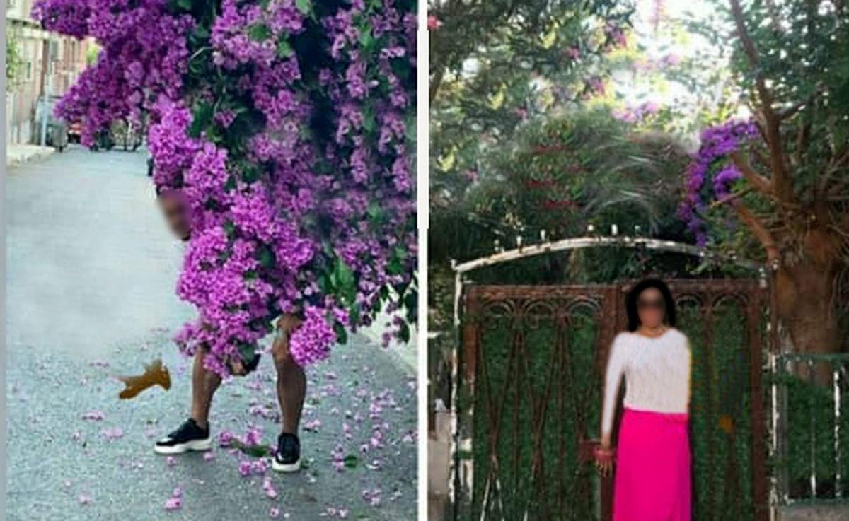 تصاویر لورفته از رابطه پنهانی فوتبالیست مشهور با همسر سابق والیبالیست معروف + عکس