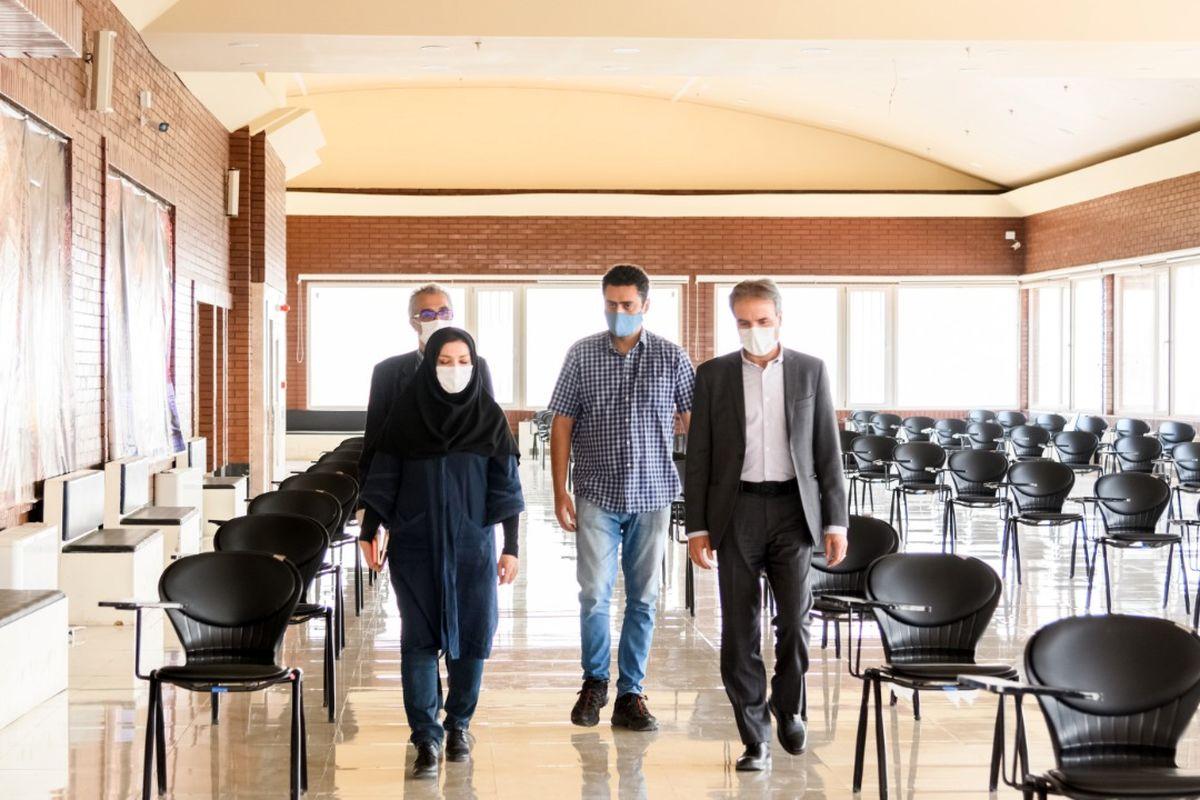قشم نماینده نخستین شعبه DPL در کشور می شود