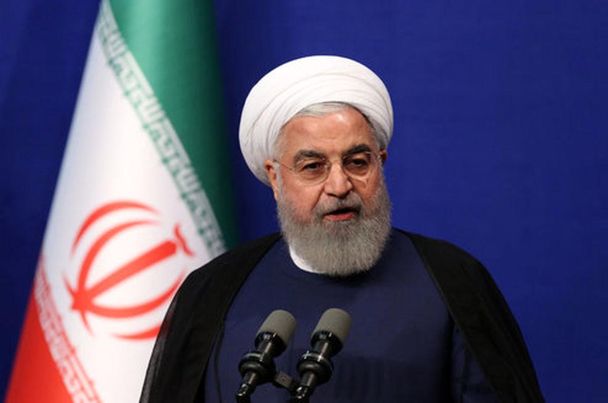 روحانی: نگرانی مراجع نسبت به اوضاع اقتصادی درست است