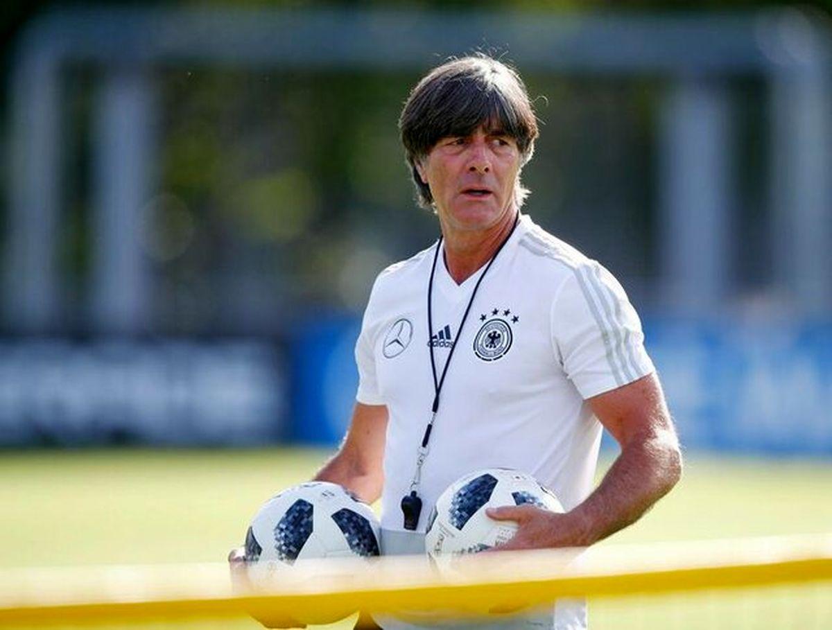 تیم ملی آلمان در بحران سرمربی !؟