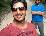 فرزاد فرزین و همسرش + بیوگرافی و تصاویر جدید