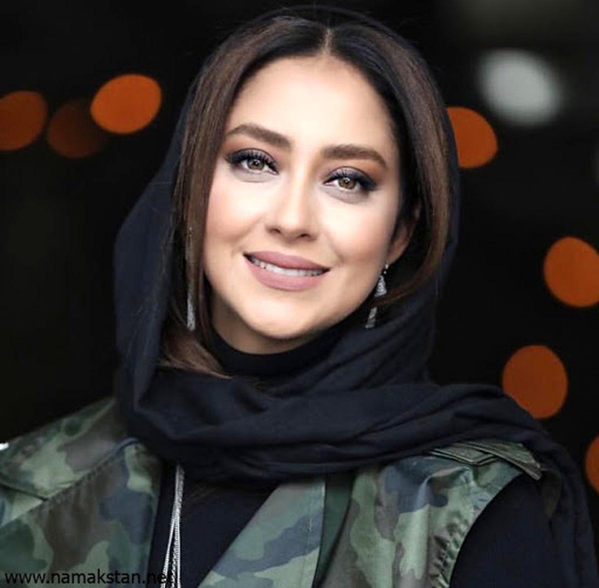 بهاره کیان افشار در بین ۱۰ زن زیبای مسلمان + عکس