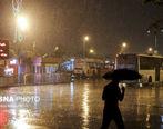 باران های رگباری و سیل آسا در انتظار ایران