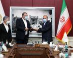 عضو جدید هیات مدیره بانک ملی ایران معارفه شد