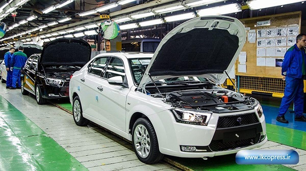 تحویل خودروی دنا پلاسِ اتومات به مشتریان در آینده نزدیک