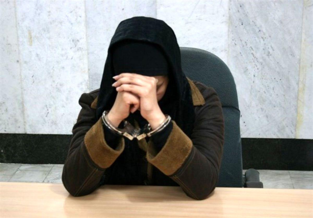 خودکشی زن جوان راز جنایت را فاش کرد   روی جنازه اش بتن ریختم