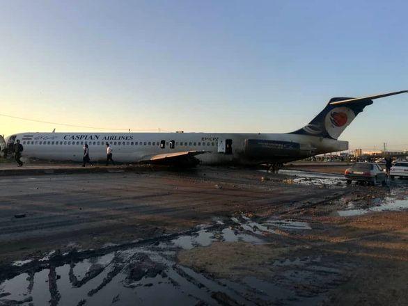 پیگیری سانحه امروز در فرودگاه ماهشهر ازسوی بیمه ایران