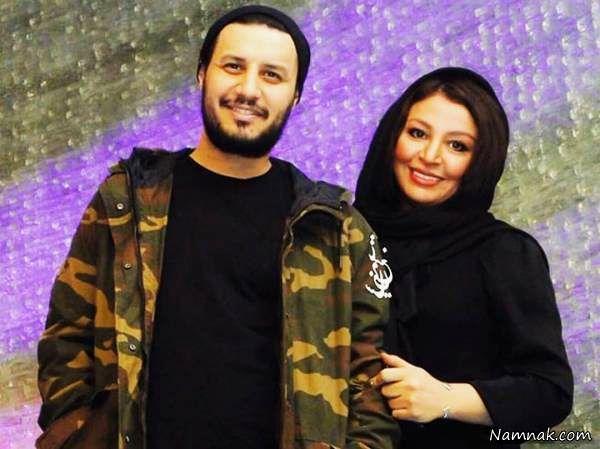 """بیوگرافی خواندنی """"جواد عزتی"""" و عکس همسرش مه لقا باقری"""