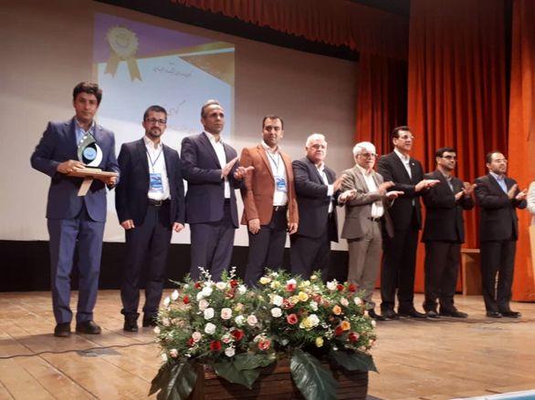کسب گواهینامه جایزه ملی لجستیک توسط پتروشیمی شهید تندگویان