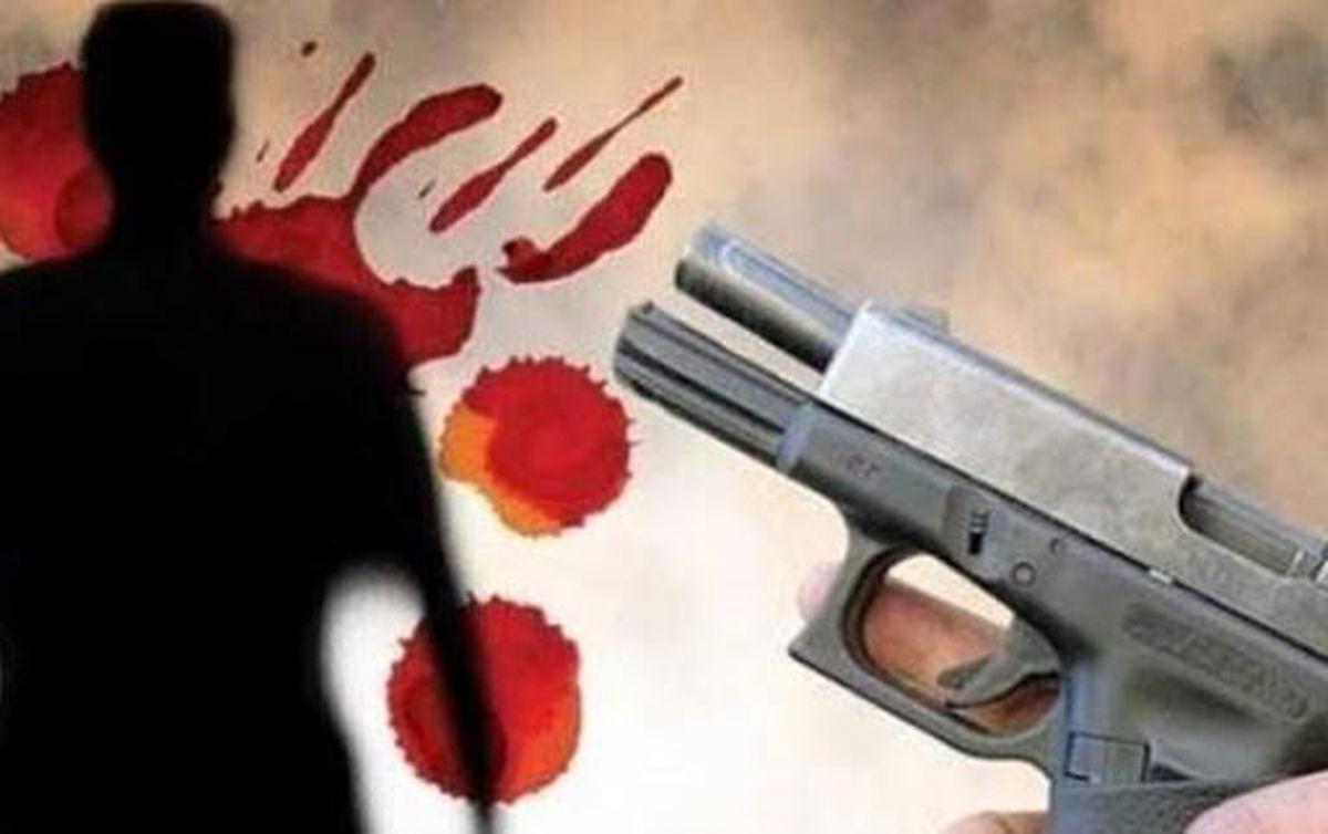 حمله مسلحانه به یک بنگاهدار