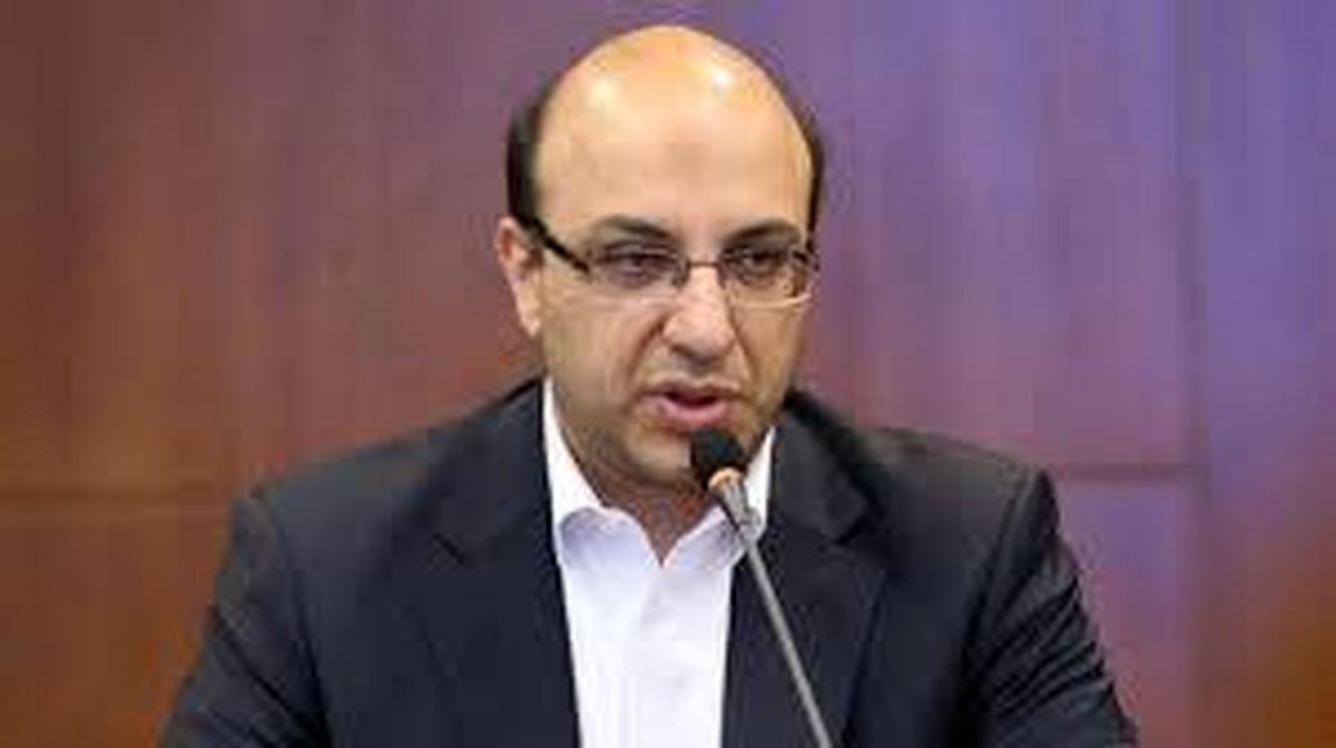 وزیر ورزش به «اینفانتینو» اعتراض کرد