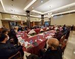 دومین نشست مسئولین روابط عمومی هلدینگ صدر تامین و اصحاب رسانه اصفهان