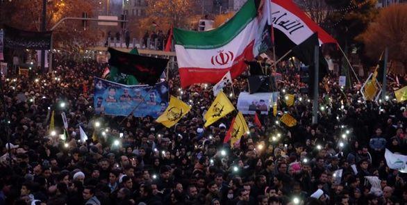 لحظه تصویب طرح اخراج نیروهای آمریکایی در پارلمان عراق + فیلم