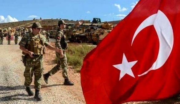کشته و زخمیشدن دهها سرباز ترکیه در ادلب