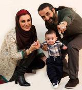 آرزوی برآورده نشده ماه چهره خلیلی برای فرزندش + فیلم دردناک