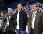سرمربی تیم ملی عراقی استعفا داد