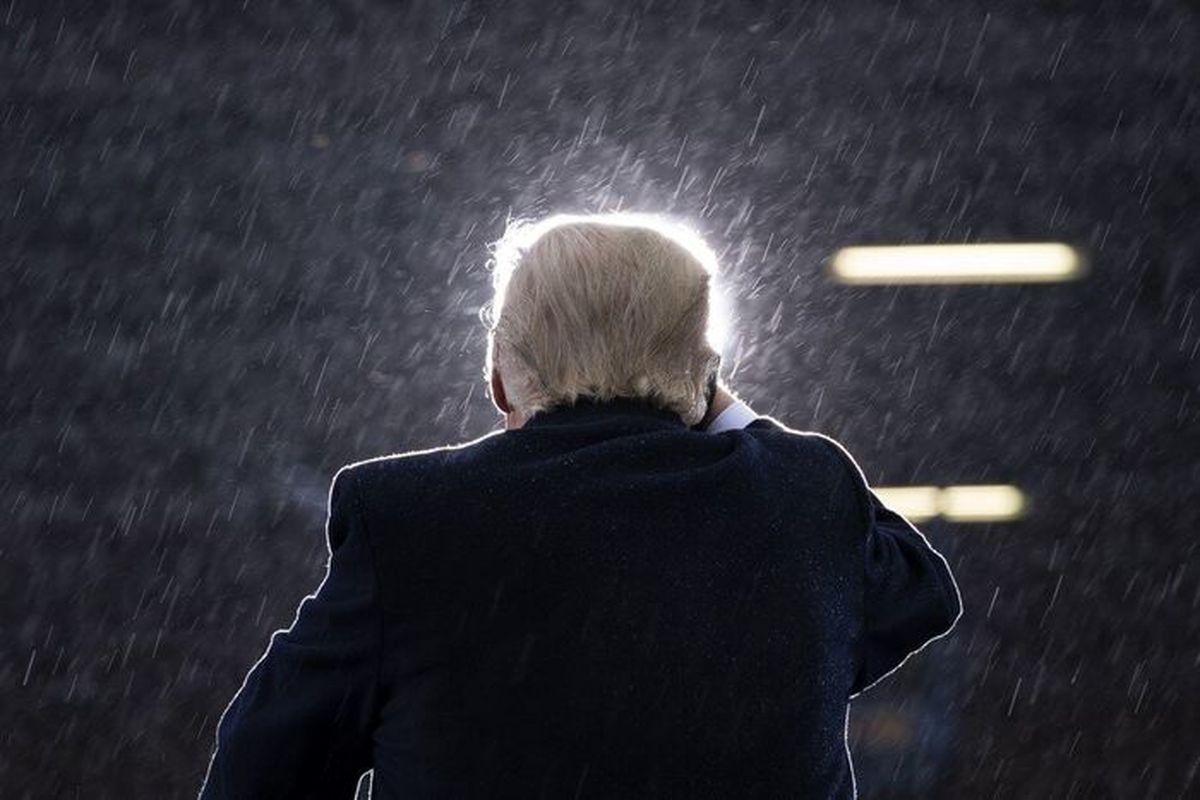 برای قبول شکست به ترامپ زمان بدهید