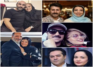 پایتخت6 | عکس های بازیگران سریال پایتخت در کنار همسرانشان + بیوگرافی