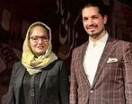 مهناز افشار | تبریک تولد همسر سابقش به وی + عکس
