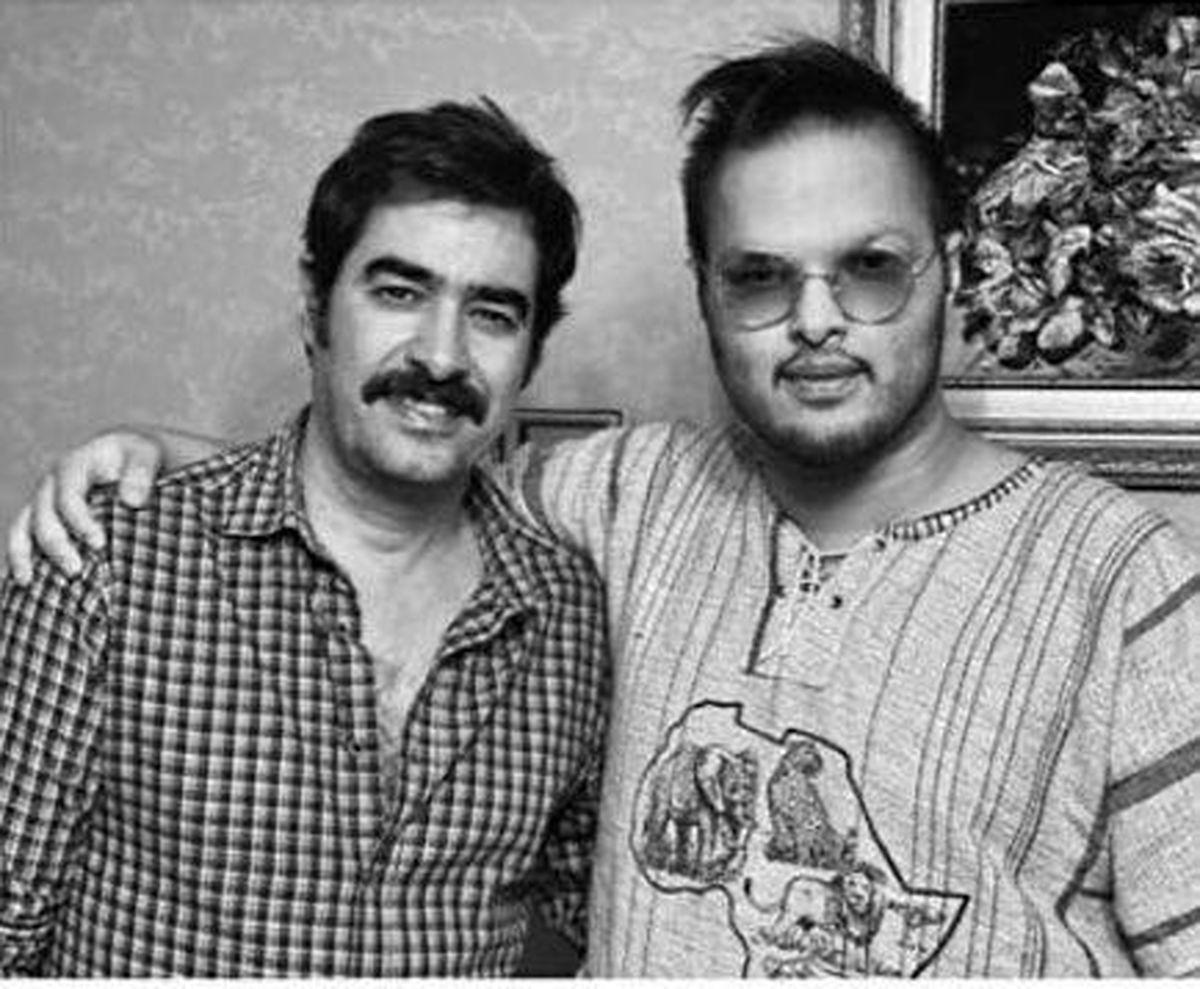 اولین عکس از برادر شهاب حسینی در کنار یکدیگر + عکس