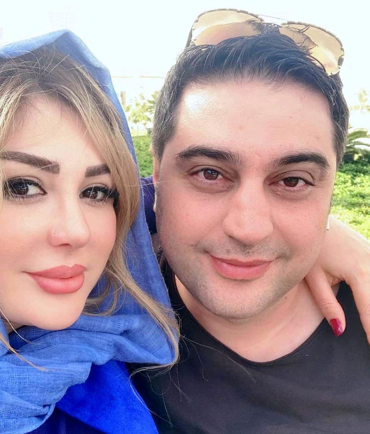 نیوشا ضیغمی از همسر ثروتمندش طلاق گرفت؟ + عکس